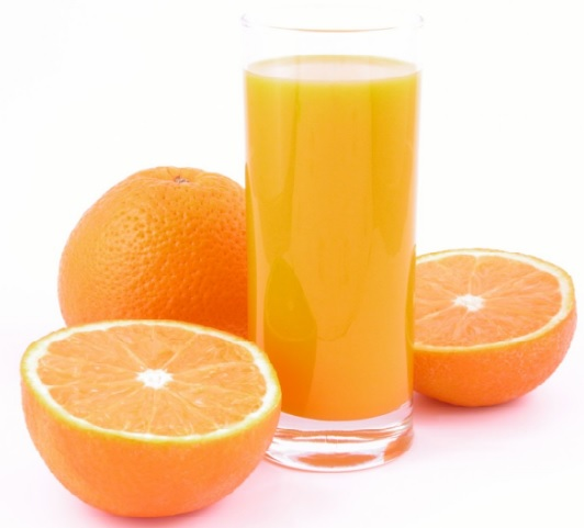 Zumo de naranja ¡Nuevo!